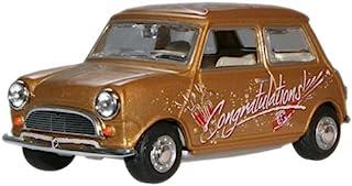 Oxford Diecast MIN018 Congratulations Mini Car