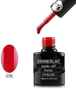 Shin Erlac UV LED 凝胶辅助固醇 - SH076 *油,10 毫升