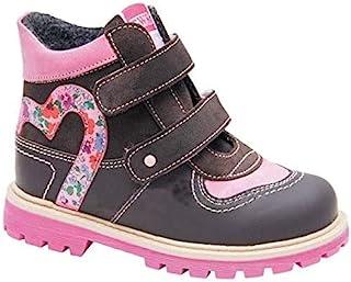 Twiki *靴子 TW-321/322 隔热牛巴革秋冬户外防滑鞋两扣件幼童童男孩女孩