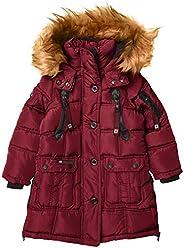 Canada Weather Gear GIRLS 长款羽绒服