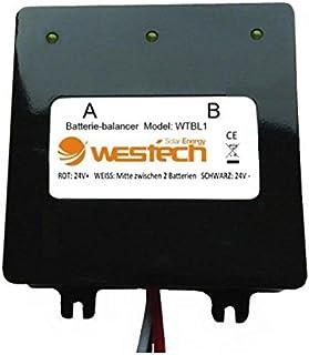 Westech 电池平衡器 充电平衡器 12V 24V 48V
