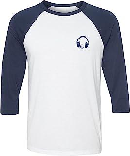 Swing Juice New Golf & Hip Hop 3/4 长度插肩袖 T 恤