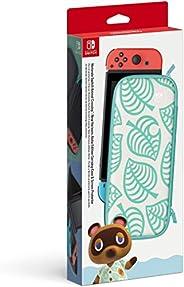 Animal Crossing: New Horizons Aloha Edition 便携包和屏幕保护膜 - Nintendo Switch