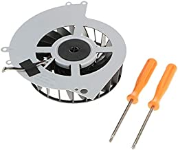 OYSTERBOY 替换维修零件 KSB0912HE 内部冷却冷却冷却器风扇适合 PS4 CHU-1000A CHU-10XXA CHU-115A CHU-11XXA 系列控制台,带工具套件