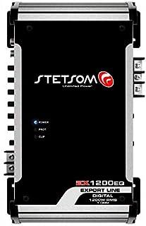 Stetsom EX 1200 EQ 1 Ohm D 级全频单声道放大器