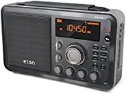 Eton Elite Field AM/FM/短波臺式收音機,帶有藍牙