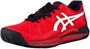 ASICS 男士 Gel-Resolution 8 粘土网球鞋