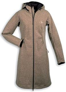 "Tatonka ""Kelowna 风格女士羊毛大衣,淡黄色,尺码 36"