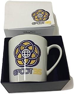 Disney Parks Epcot 35 周年纪念星巴克大号咖啡杯
