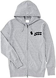 【TGS】街頭霸王V 原創連帽衛衣(拉鏈) 灰色 XL尺寸