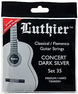 Luthier Set 35 音乐会银色经典弗拉门戈吉他弦
