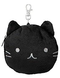 Skater 斯凯达 装饰杂货(时尚小物)毛绒玩具 小包 钱包 卡套 猫咪 约16.5×13.5cm PCN1