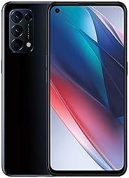 OPPO Find X3 Lite 5G - 8GB RAM 和 128GB 存储 SIM 免费智能手机(6.5 英寸,64MP 四摄像头,双 SIM) - 黑色
