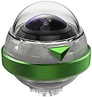 360fly 潜水外壳 - 透明黑色潜水外壳 - 透明(FLYCDHA01CEN)