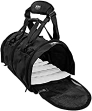 Sturdi Products Bag Cube Pet Carrier, Large, Black