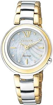 CITIZEN 西铁城 腕表 CITIZEN L Eco-Drive EM0339-85D 银色