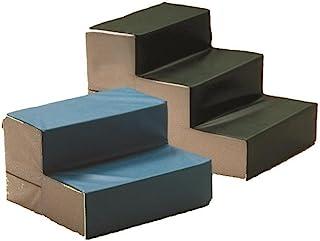 Fabrication Enterprises 两步楼梯,小号,泡沫,60.96 厘米长 x 55.88 厘米宽 x 35.56 厘米高