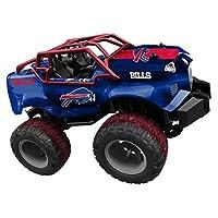 官方* NFL 遥控怪物卡车 Buffalo Bills 红色/蓝色