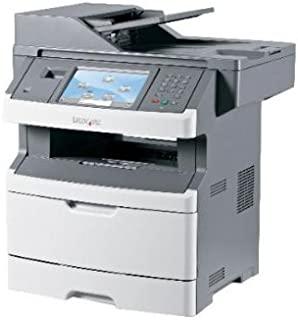 Lexmark 利盟 X466de 1200 x 1200dpi 激光打印机 A4 38ppm 多功能(激光,单色声音,数字化颜色,单色传真,每月80,00页,印)