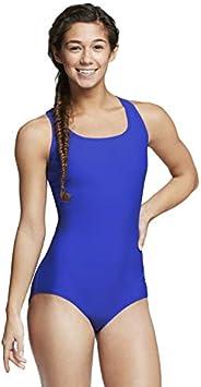 Speedo 速比涛 女式泳衣连体 PowerFlex Ultraback 纯色