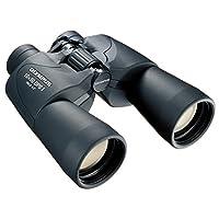 Olympus 奧林巴斯 雙筒望遠鏡 10 x 50 DPS-I 帶望遠鏡袋,黑色