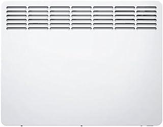 Stiebel Eltron 236524 CNS 50 TREND 壁式对流散热器 500 W 适用于面积约5 平方米 防冻保护 周计时器 开窗识别功能 LC 显示屏 白色 Alpineweiß 1500 W