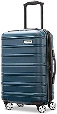 Samsonite 新秀丽 Omni 2 硬壳可扩展行李箱 带万向轮 Nova Teal Carry-On 20-Inch