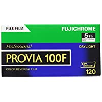 富士胶片 FUJIFILM 折叠胶片 FUJIFILM PROVIA 100F (灵敏度 100)