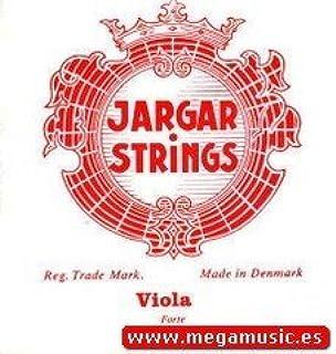 Viola String - Jargar (红色)(铬)4a Strong Viola 4/4