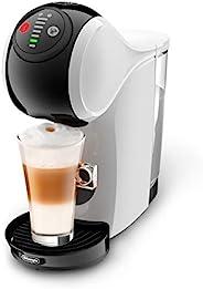 De'Longhi Dolce Gusto EDG225.W Genio S Pod 咖啡機,緊湊設計,可調節飲料尺寸,0.8 升可