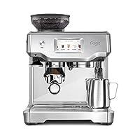 Sage Appliances 半自動意式濃縮咖啡機 LCD 觸控操作/1680 W/內置磨豆機/9 bar壓力萃取