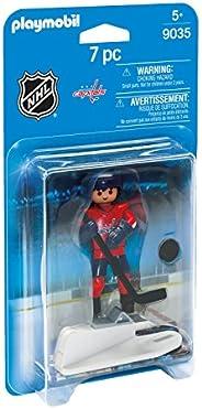 PLAYMOBIL NHL 华盛顿首都演员