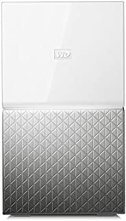 WD My Cloud Home Duo 个人云存储 2托架外置硬盘 12TB - WLAN,USB 3.0,备份,视频流,WDBMUT0120JWT-EESN