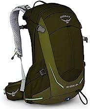 Osprey 男式 云层 Stratos 24 双肩背包 户外徒步穿越登山越野自带防雨罩空速背负通风透气贴合 【户外系列】