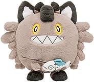 Pokemon Center 精灵宝可梦 原创 柔软毛绒玩具 嘎拉拉尼亚 抓住猫的秘密