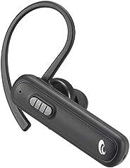 欧姆电机 AudioComm 耳机麦克风 耳挂式 单耳 无线 单声 Bluetooth 黑色 HST-W51N-K 03-0492 OHM