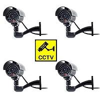 Digicharge Dummy * 摄像机户外室内假冒模拟 * *仿照相机闪烁 LED (4PCS)