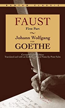 """Faust (English Edition)"",作者:[Johann Wolfgang von Goethe, Peter Salm]"