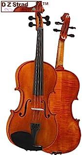 D Z Strad 小提琴 型号 101 带实木盒子,蝴蝶结和松香(1/4 - 尺寸)