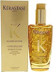 Kérastase 卡詩 Elixir Ultime 雙重菁純修護液,1件裝 (1 x 100 毫升)
