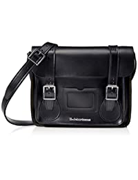 Dr. Martens Leather Satchel 背包 黑色 黑色 Einheitsgröße