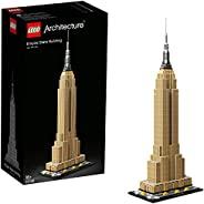 LEGO 乐高 Architecture 建筑系列 帝国大厦 21046 积木玩具