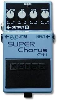 BOSS 立体声*合唱吉他踏板 (CH-1)
