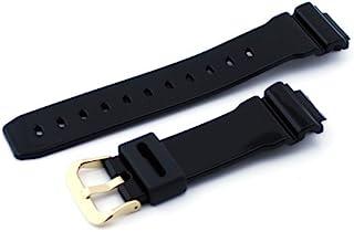 CASIO 卡西欧 正品替换表带/表带 适用于 G Shock Watch 型号 # Dw6900cb-1