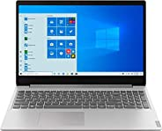 Lenovo 联想 - IdeaPad 15.6英寸笔记本电脑 - AMD Ryzen 3 - 8GB 内存 - 256GB 固态硬盘 - 铂金灰/IMR