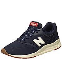 New Balance 997H *蓝配白色运动鞋