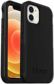 OtterBox Defender XT,坚固保护 iPhone 12 mini - 黑色 - 非零售包装
