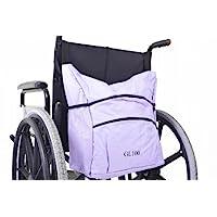 Aability Superstore 輪椅手提包 16.25 英寸長 x 14 英寸寬 x 7 英寸高