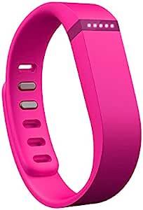 亚马逊Fitbit Flex 时尚智能乐活手环 无线运动睡眠蓝牙腕带粉红色FB401PK