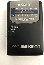 索尼 FM/AM Walkman SRF-49 复古